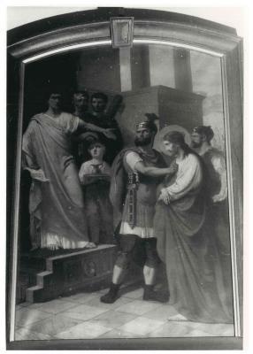 St. Amandskerk, Ingelmunster, schilderijen