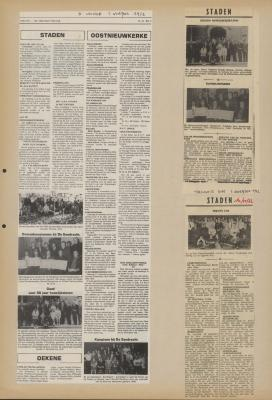 De Weekbode, 3 november 1972 Torhoutse Bode, 3 november 1972 Torhoutse Bode, 10 novermber 1972