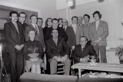 Groepsfoto, Moorslede 1974