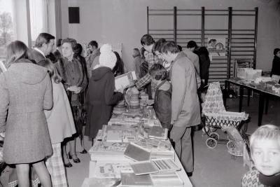 Boeken- en speelgoedexpo, Oostnieuwkerke 1974