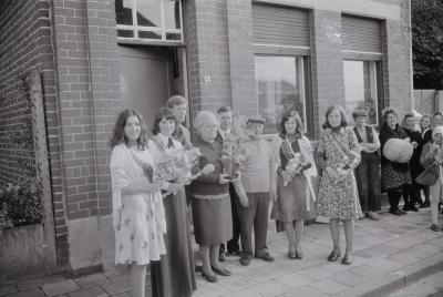 Ieperstraat kermis, Moorslede 1974