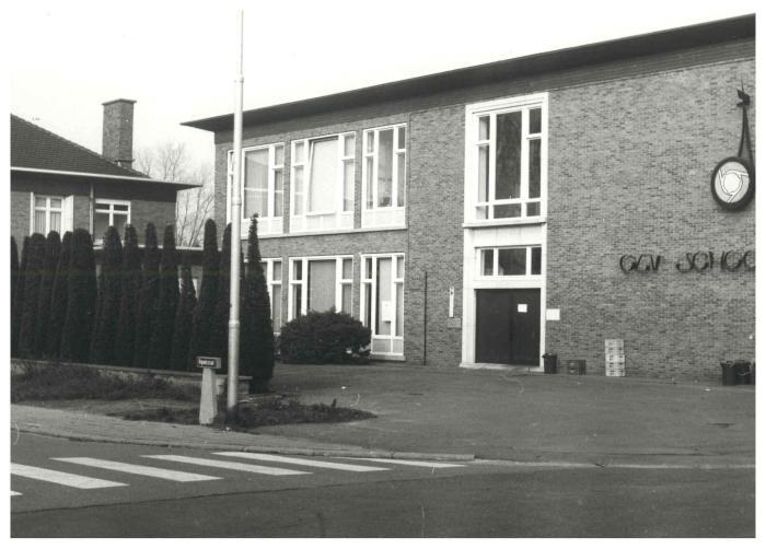 O.-L.-Vrouwschool, Hendrik Consciencestraat, Ingelmunster, 1982