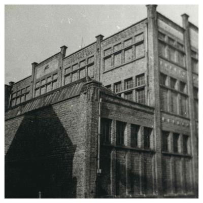 Onze-Lieve-Vrouwparochie, Ingelmunster, werken van fabriek tot O.-L.-Vrouwkerk, 1956-1957