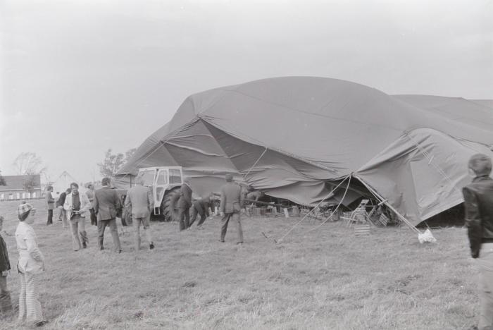 Agrarische opendeurdagen, Oostnieuwkerke augustus 1974