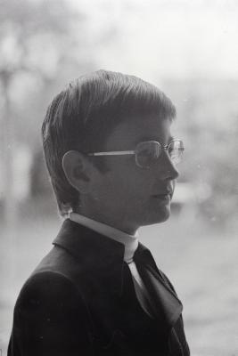 Communiefoto's Bob Crombez, Staden mei 1974