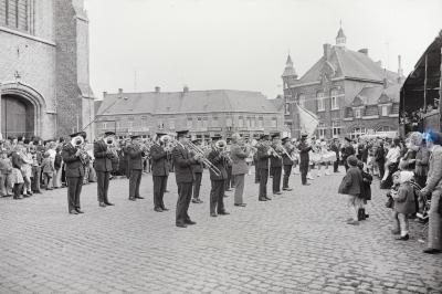 Viering 150 jaar Sint-Cecilia, Staden mei 1974