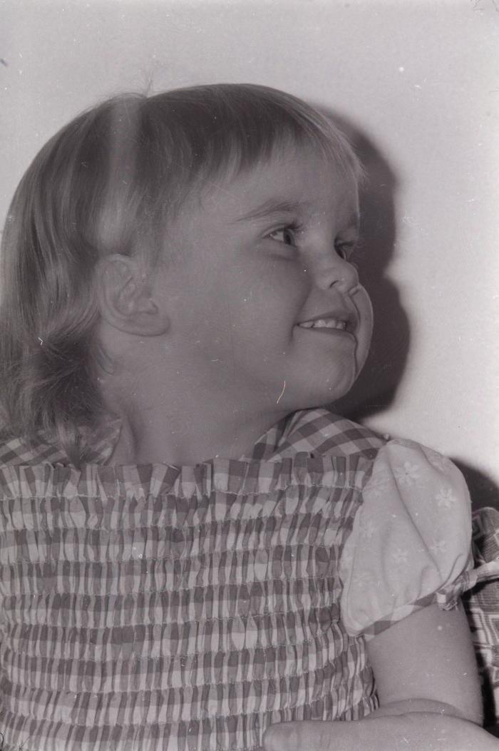 Anneke H(?)aveau, Moorslede april 1974