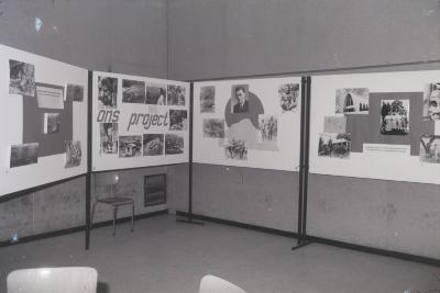Tentoonstelling, Staden maart 1974