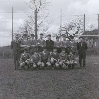 Voetbalploeg SV Moorslede
