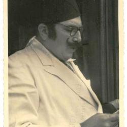 Koning Faroek, Batjes, 1953