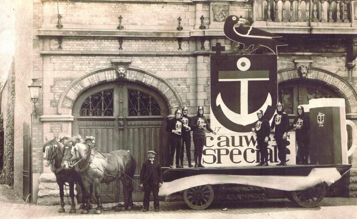 Wagen brouwerij Cauwe