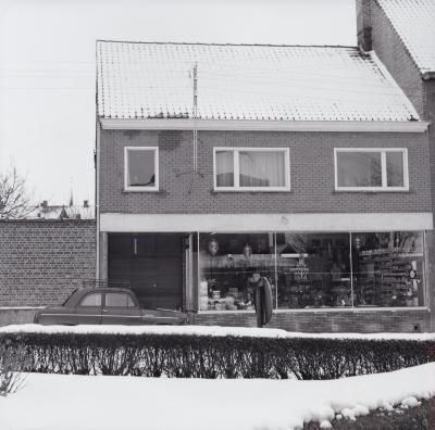 Opening schilderswinkel Godecor, Moorslede