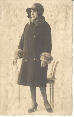 Portret vrouw, 1926