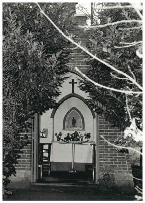 Kapel O.-L.-Vrouw ten Doorn, Ingelmunster, ca 1960