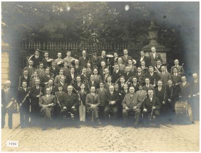 Koninklijke Philharmonie, Ingelmunster, 1934