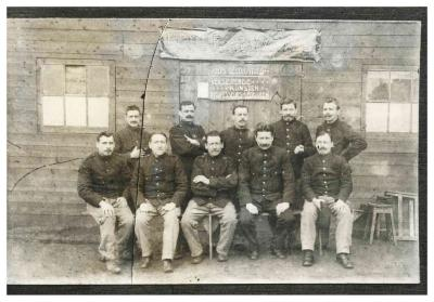 De School van Zeist, 1914-1916