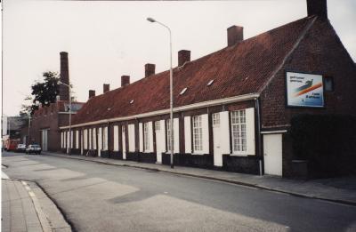 De Boutte, Schoolstraat, Ingelmunster, ca 1980