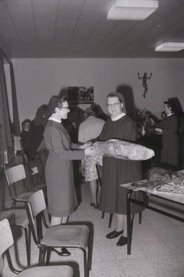 Viering laureaten van de arbeid, Moorslede december 1973