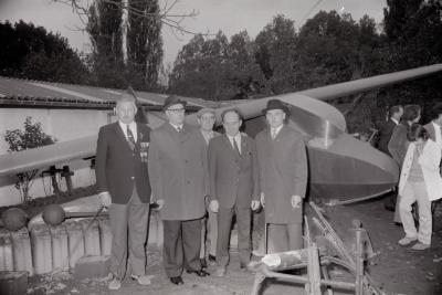 Opening oorlogsmuseum, Dadizele oktober 1973