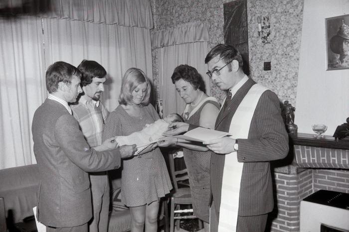 Doopsel van Bieke Verduyn, Moorslede september 1973