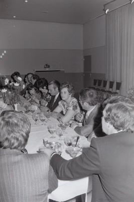 Feest: 10 jaar EDAN, Moorslede 1973