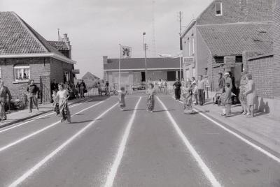 Wijkfeesten De Ruiter, Roeselare september 1973