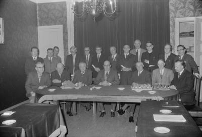 Gelauwerde mannen, Staden september 1973