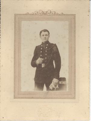 Gesneuvelde soldaat, 1916