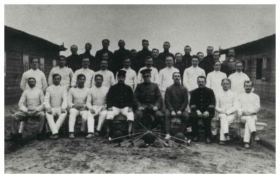 Schermers in Zeist, 1914-1916
