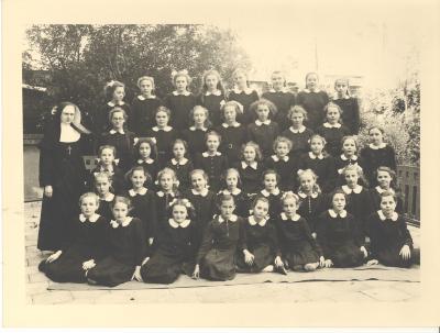 Klasfoto, 1947 - 1948