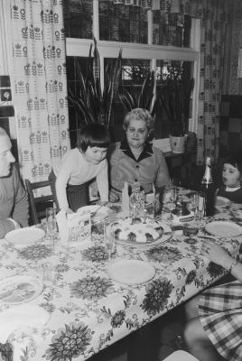 Verjaardag Joke, Moorslede mei 1973