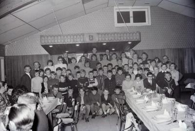 Kerstfeest SV-jongeren, Moorslede november 1972