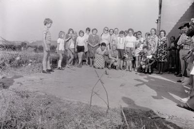 Drogenbroodhoek kermis, Moorslede juni 1973