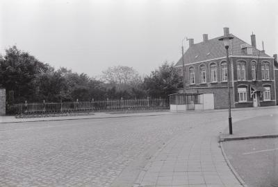 Bibliotheek (Pastoorshof), Oostnieuwkerke, juni 1942
