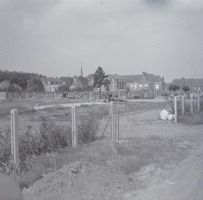 Gemeentelijke begraafplaats, Moorslede augustus 1972
