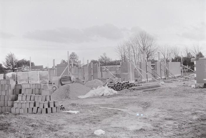 Arsenaal in opbouw, Moorslede april 1972