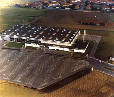 Stedelijke expohallen , Roeselare, +/- 1985
