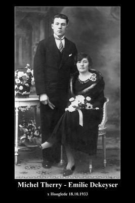 THERRY Michel Valère en DEKEYSER Emilie, Hooglede, 1933