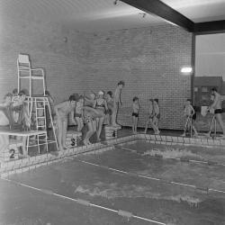 Zwemmarathon van ACW, Moorslede 1971
