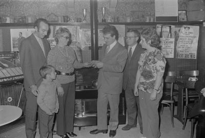 Verkoopactie Vandevyvere, Moorslede oktober 1971