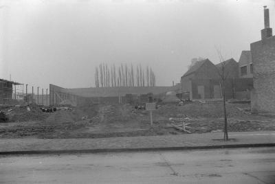 Dadizele in expansie, oktober 1971