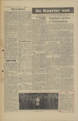 De Koerier van, 28-29 oktober 1967