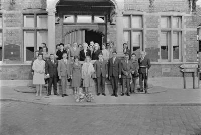 Viering 50 jaar KVLJ, Moorslede 1971