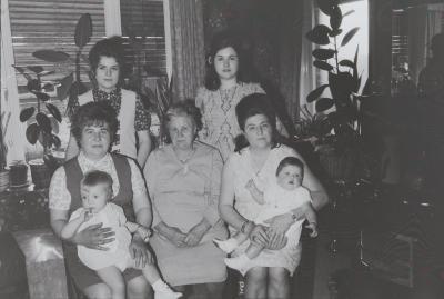 Vrouwelijk viergeslacht, Roeselare 1971