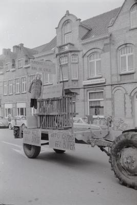Boerenbetoging, Staden voorjaar 1971