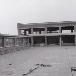 Bouw school Westrozebeke, 1971