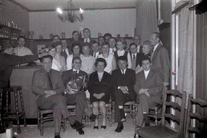 Biljartkampioen café De Gilde, Moorslede
