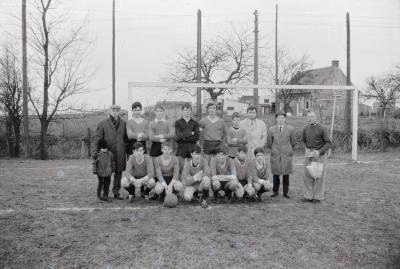 Spelers SV Moorslede, 1970