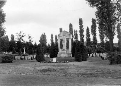 Monument van de Roeselaarse oorlogsslachtoffers