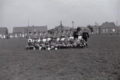 Voetbalteam The Rangers, Moorslede 1970